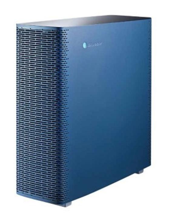 The Classic Blueair Sense+ effectively purifies air in