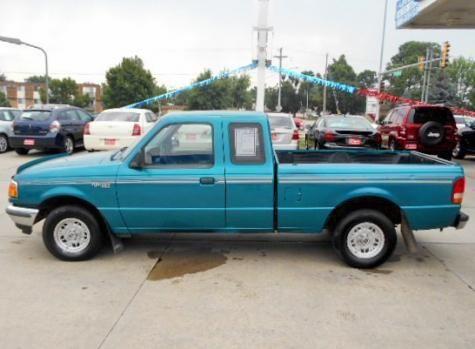 1993 Ford Ranger Xlt Supercab Cheap Pickup Truck Under