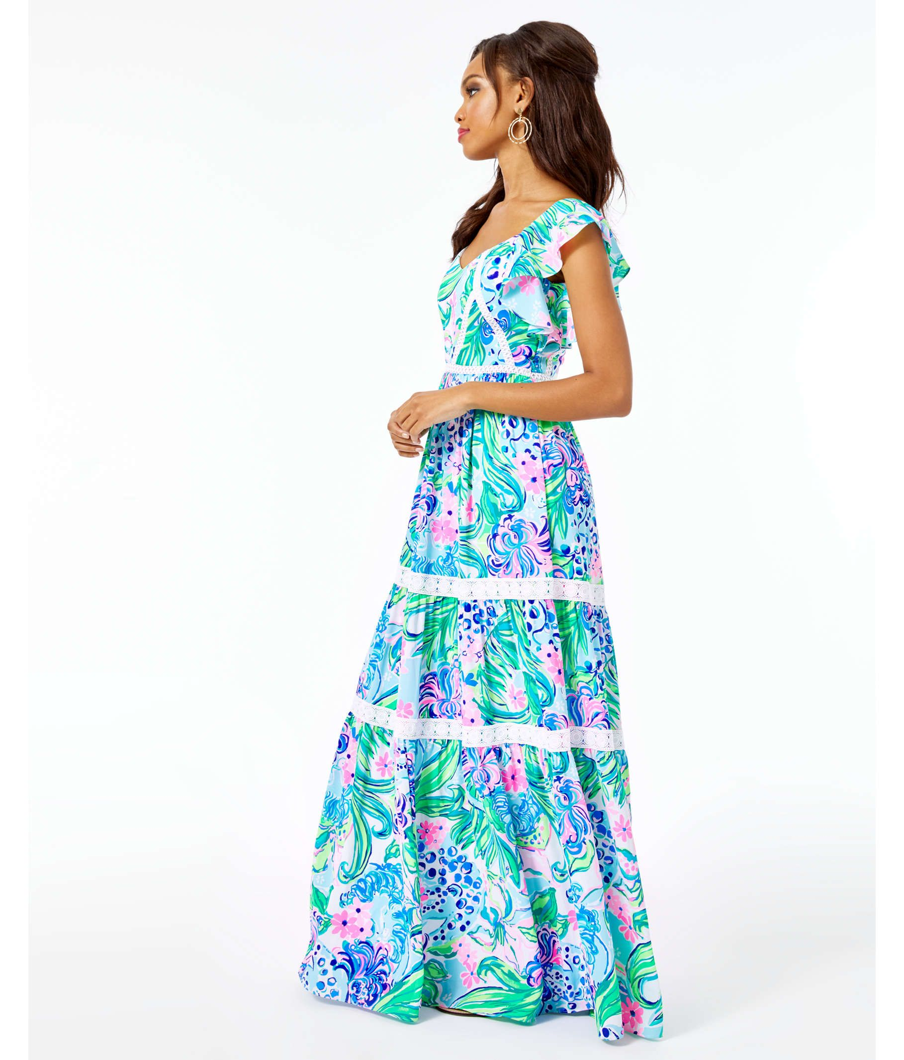 30+ Lilly pulitzer maxi dress ideas in 2021