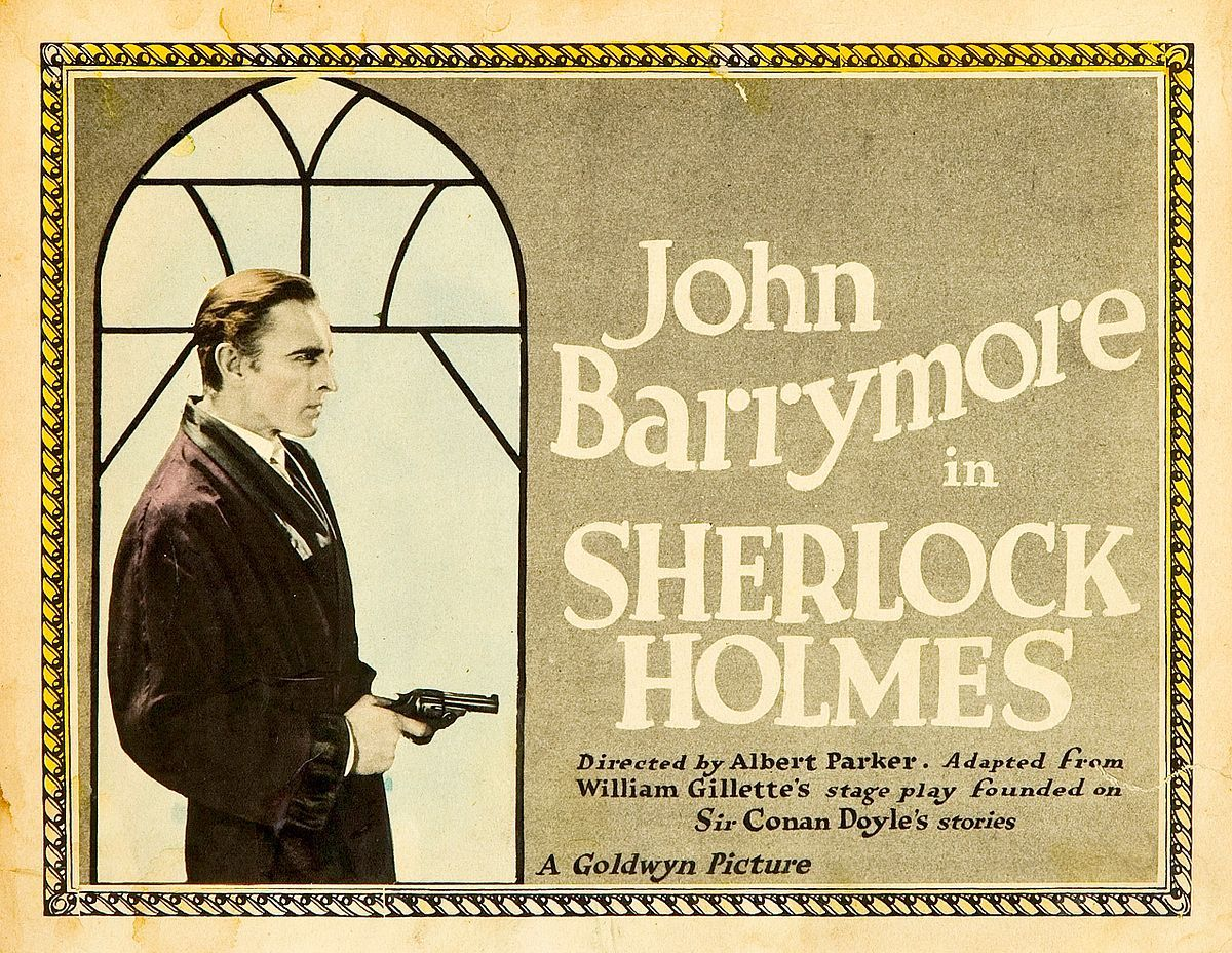 Sherlock Holmes 1922 Film Wikipedia Sherlock Holmes Sherlock Holmes