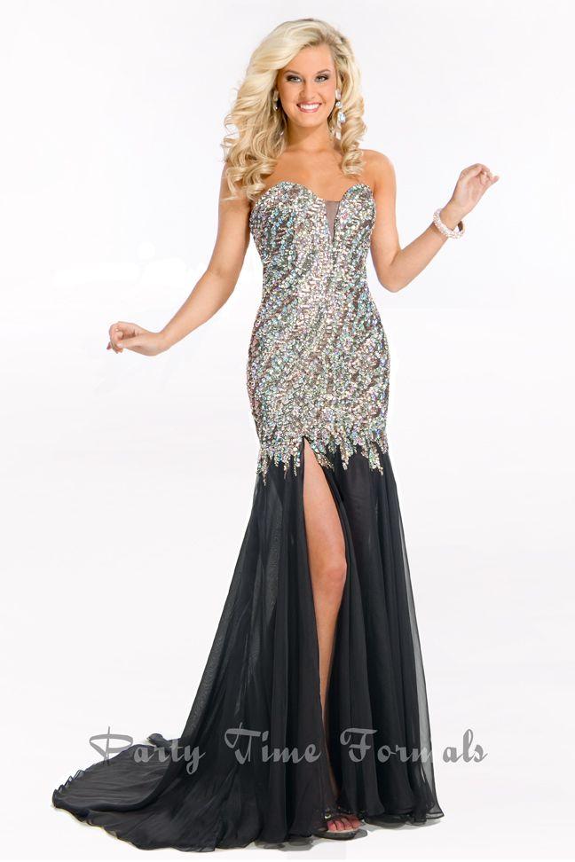 Mode-Design 2016 Herzförmiger ausschnitt Kristall Prom Kleider A ...
