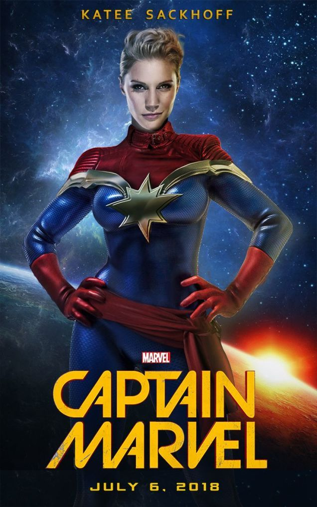 captain marvel upcoming movie