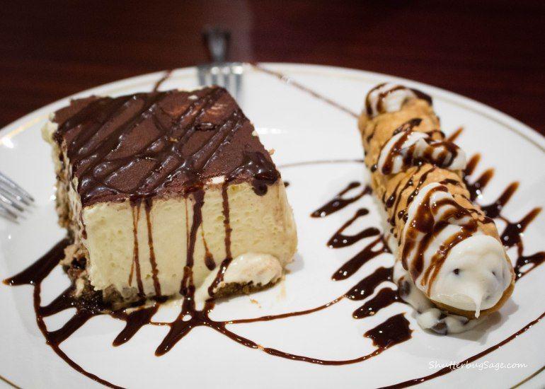 Tiramisu At Bellas Italian Restaurant In Manhattan Ks Travelks