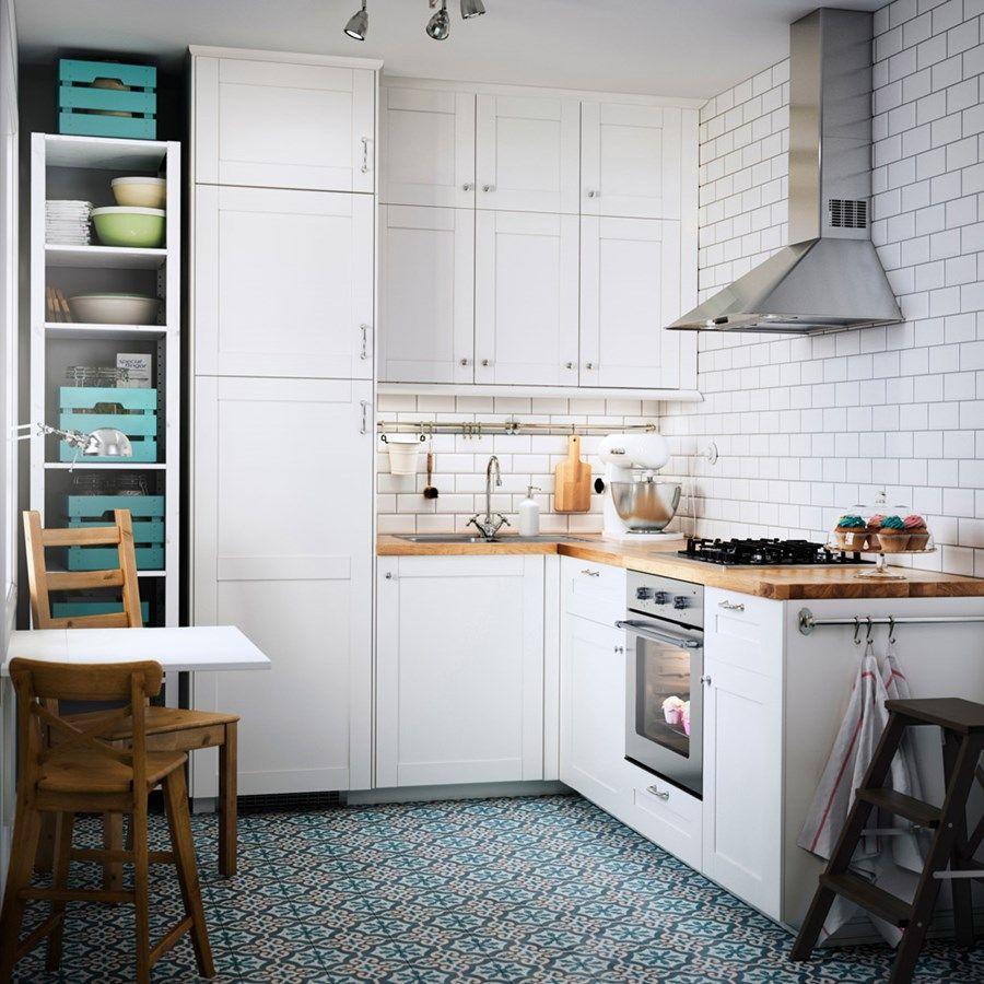 Kuchnia IKEA Kuchnia styl skandynawski zdjęcie od IKEA