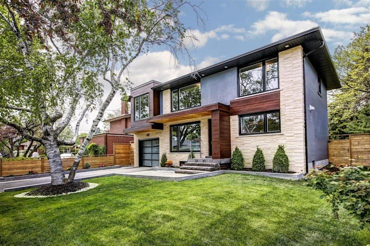 A modern Toronto house, sure to keep you wanting more