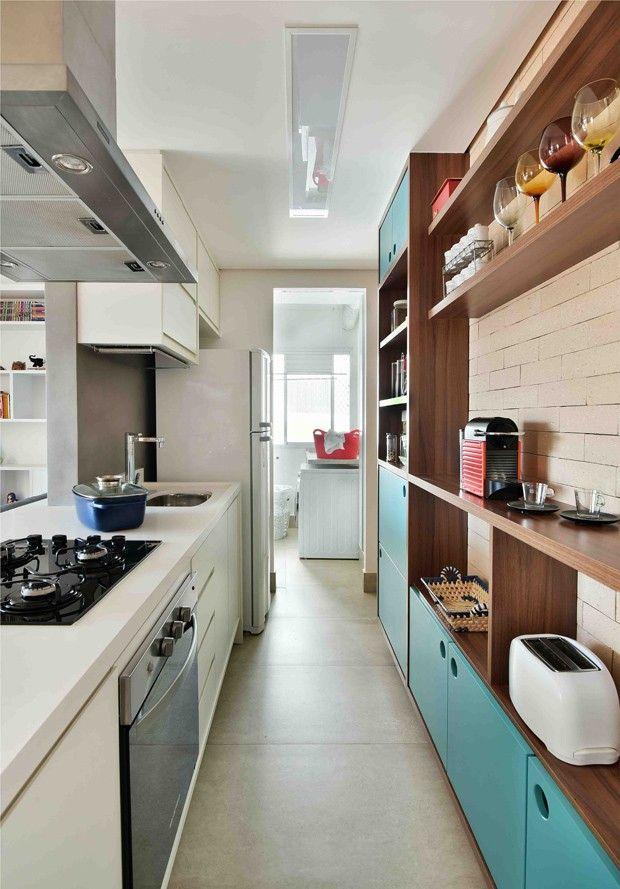 Apartamento pequeno se transforma em apenas 90 dias | Rund ums haus ...
