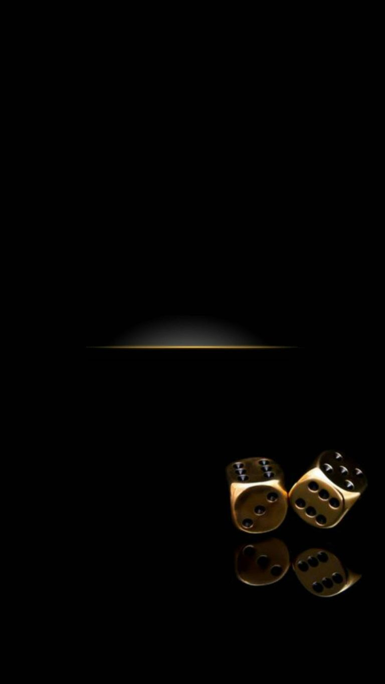 Gold Dice Hd Wallpapers Download Hd In Link Black Wallpaper Iphone Black Phone Wallpaper Black Wallpaper
