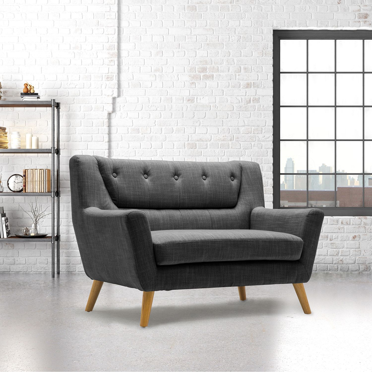 Lambeth 2 Seater Sofa – Next Day Delivery Lambeth 2 Seater ...