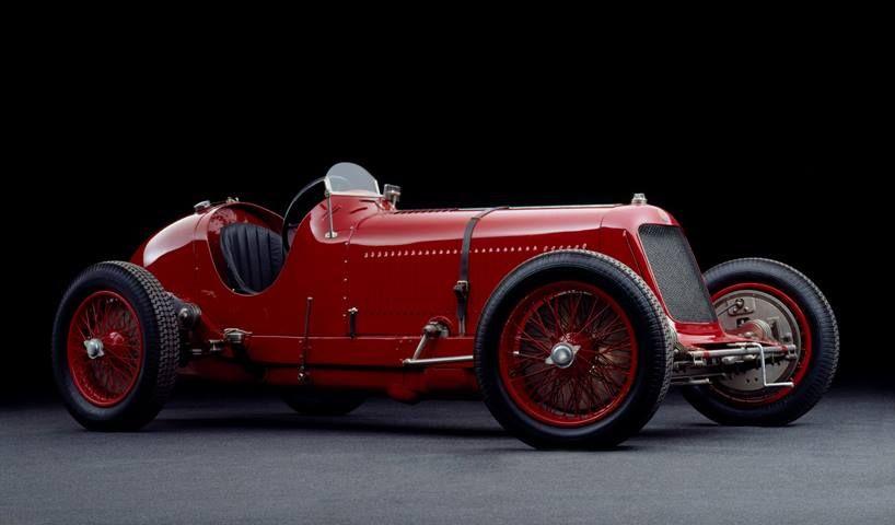 maserati 1933 8CM racecar