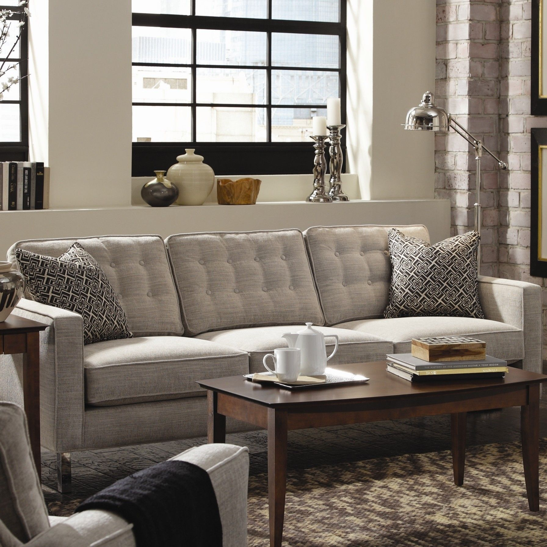 Rowe Furniture Abbott Sofa & Reviews Wayfair