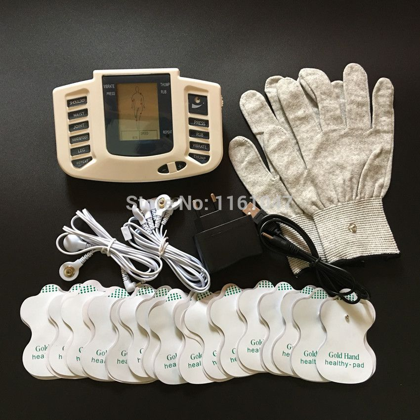 JR309 Health Care Electrical Muscle Stimulator Massage