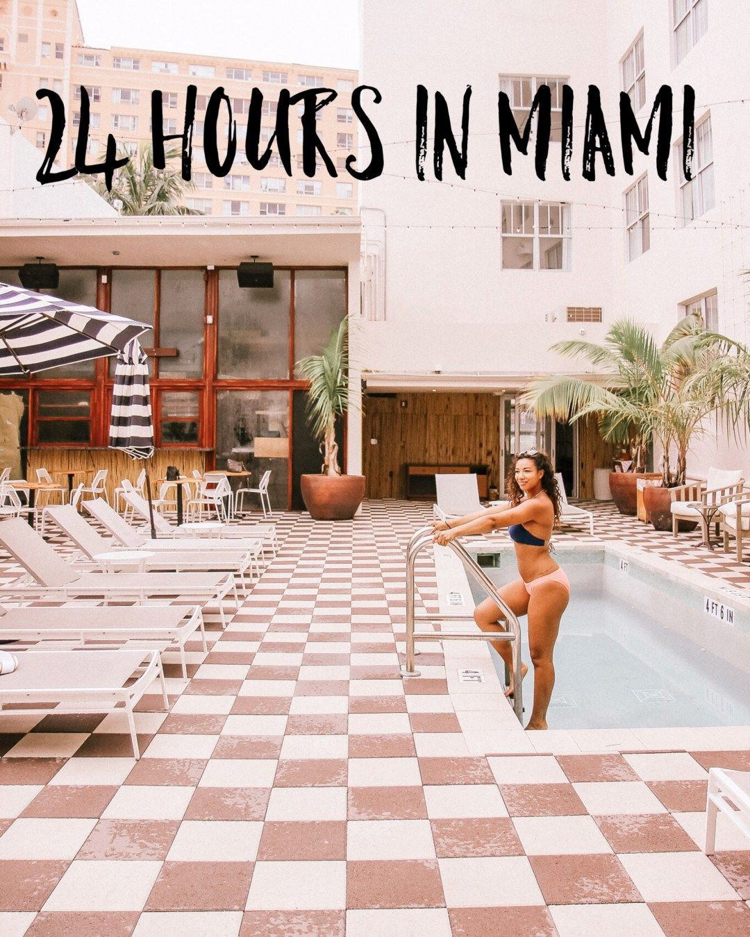 24 Hours Relaxing In Miami, Florida | Miami travel, United ...