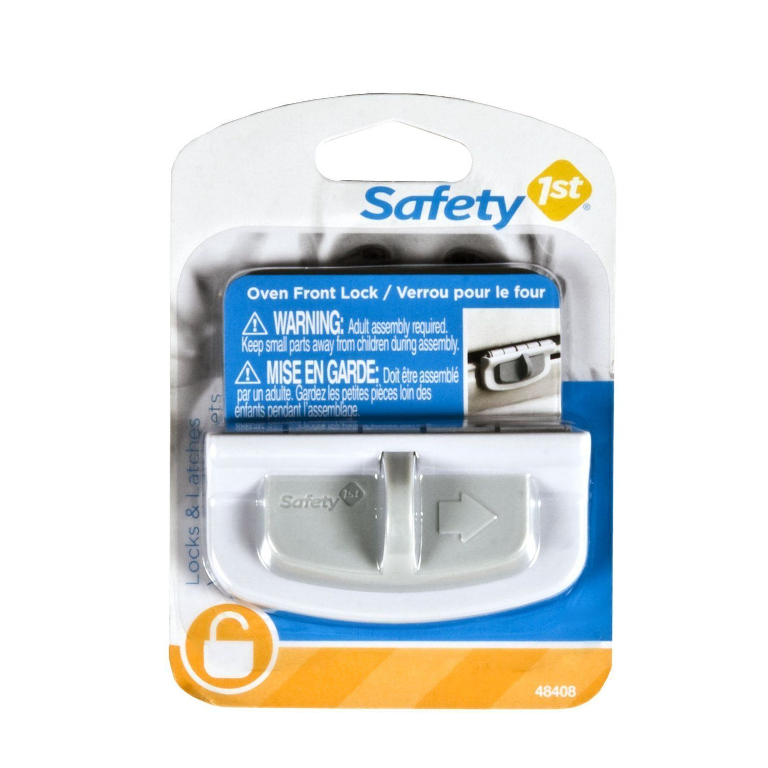 Safety 1st Oven Front Lock Safety Latches Baby Proof