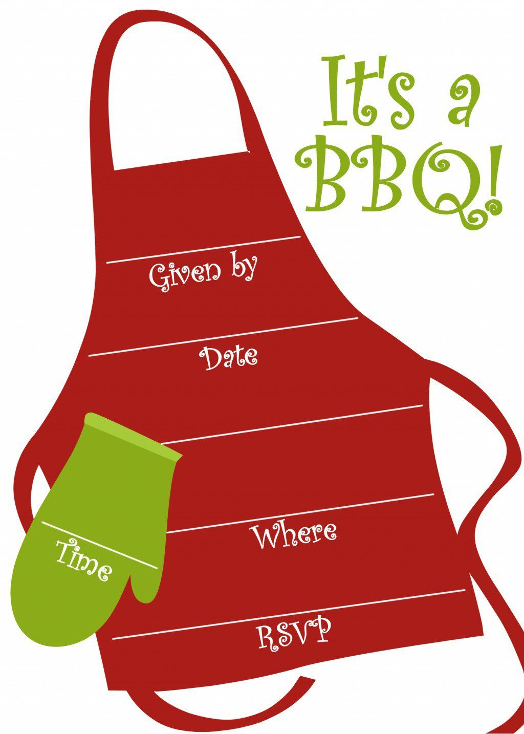 free bbq party invitations templates invitaciones pinterest