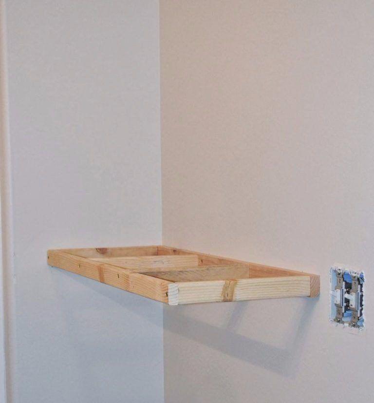 Como hacer estantes flotantes | Pinterest | Como hacer estantes ...