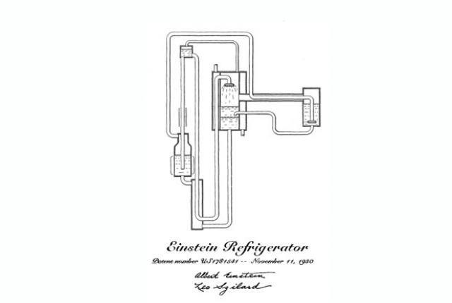 Einstein S Design For A Fridge To Last 100 Years Fridge Design