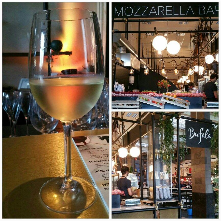 Hapje en drankje in Mercado  Antwerpen  24.11.2016