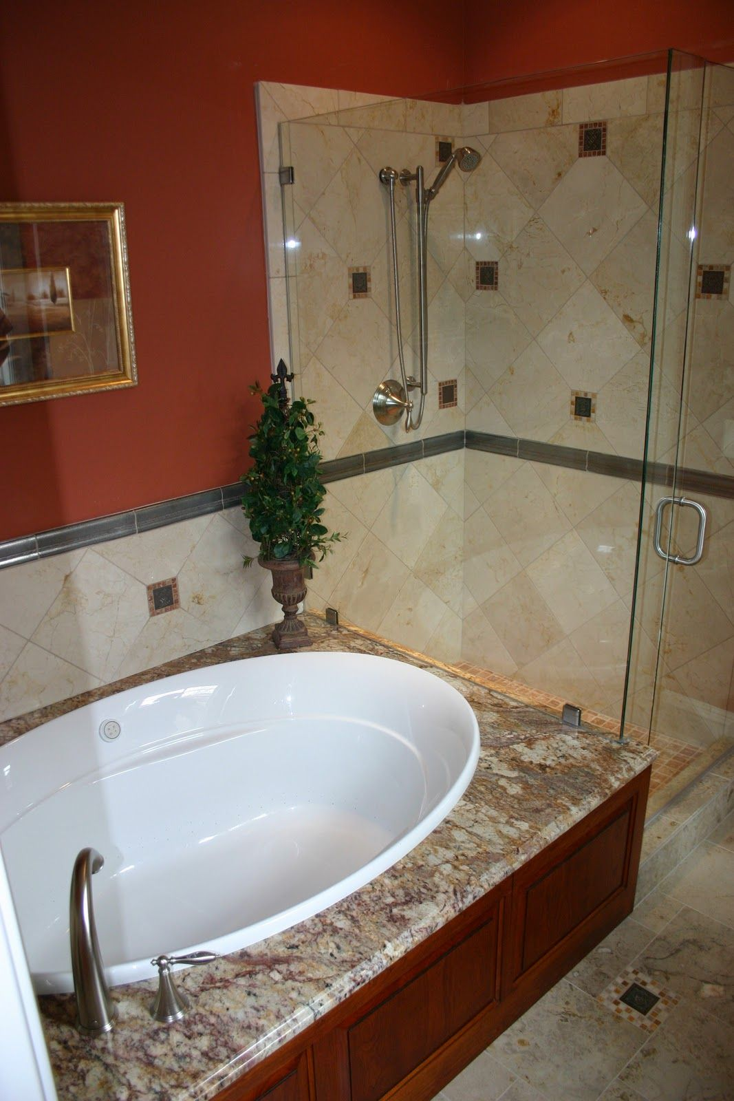 tile to go with typhoon bordeaux granite - Google Search   Master ...