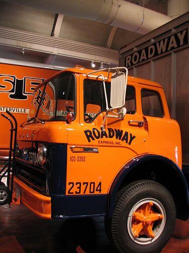 Cool Roadway Truck by KellyBeth7, via Flickr | Roadway