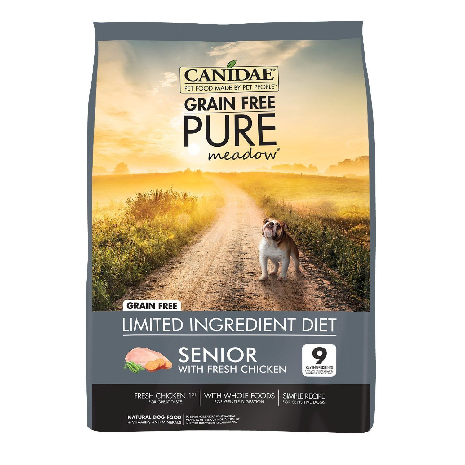 24 Lbs Fresh Chicken Dog Food For Seniors Remarkable Product