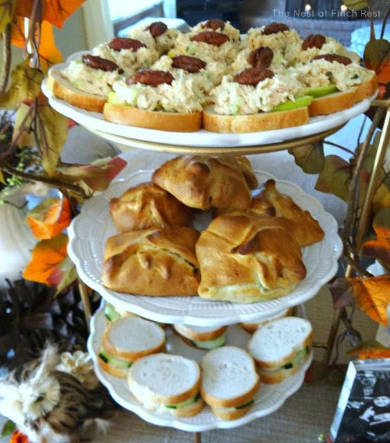The Nest At Finch Rest: Autumn Afternoon Tea Luncheon