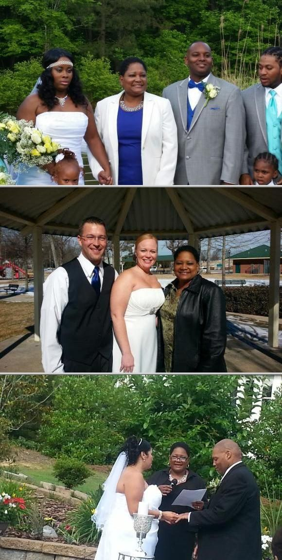 She Officiates Non Religious Or Interfaith Wedding Ceremonies From Fancy To Simple Weddings Helps You Have Memorable Vows