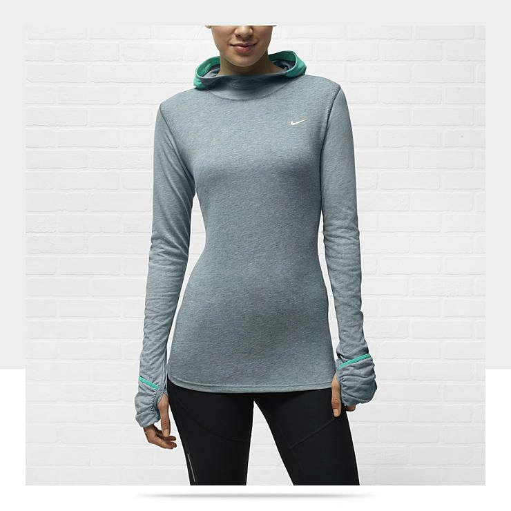 Dri FIT Soft Hand Baselayer Long Sleeve T Shirt Women's