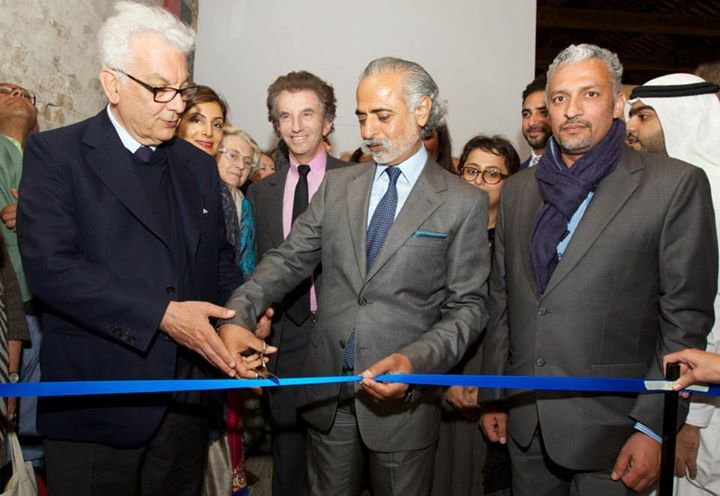 2013: National Pavilion of the UAE- Venice Biennale Inauguration 2013