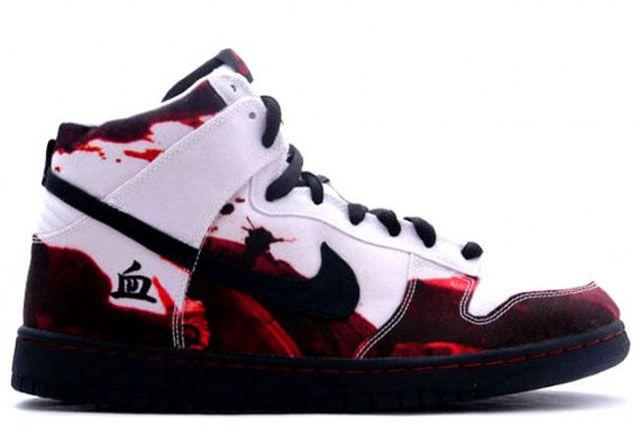 quality design d154b 967c9 Nike SB Dunk High « Melvins »