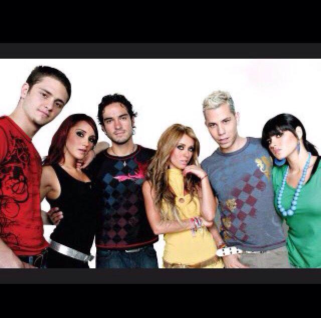 Una generación #RBD