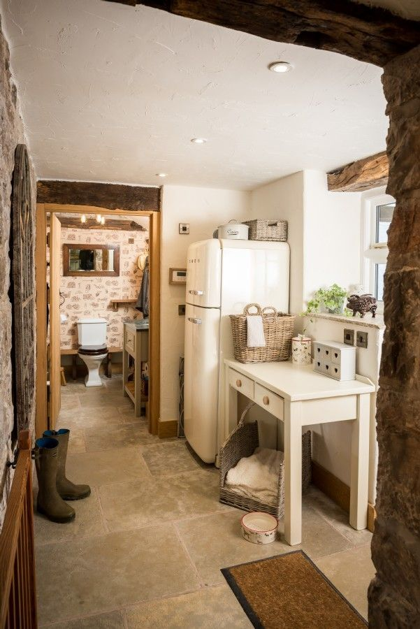 Luxury self catering cottage denbighshire north wales for Interni case inglesi