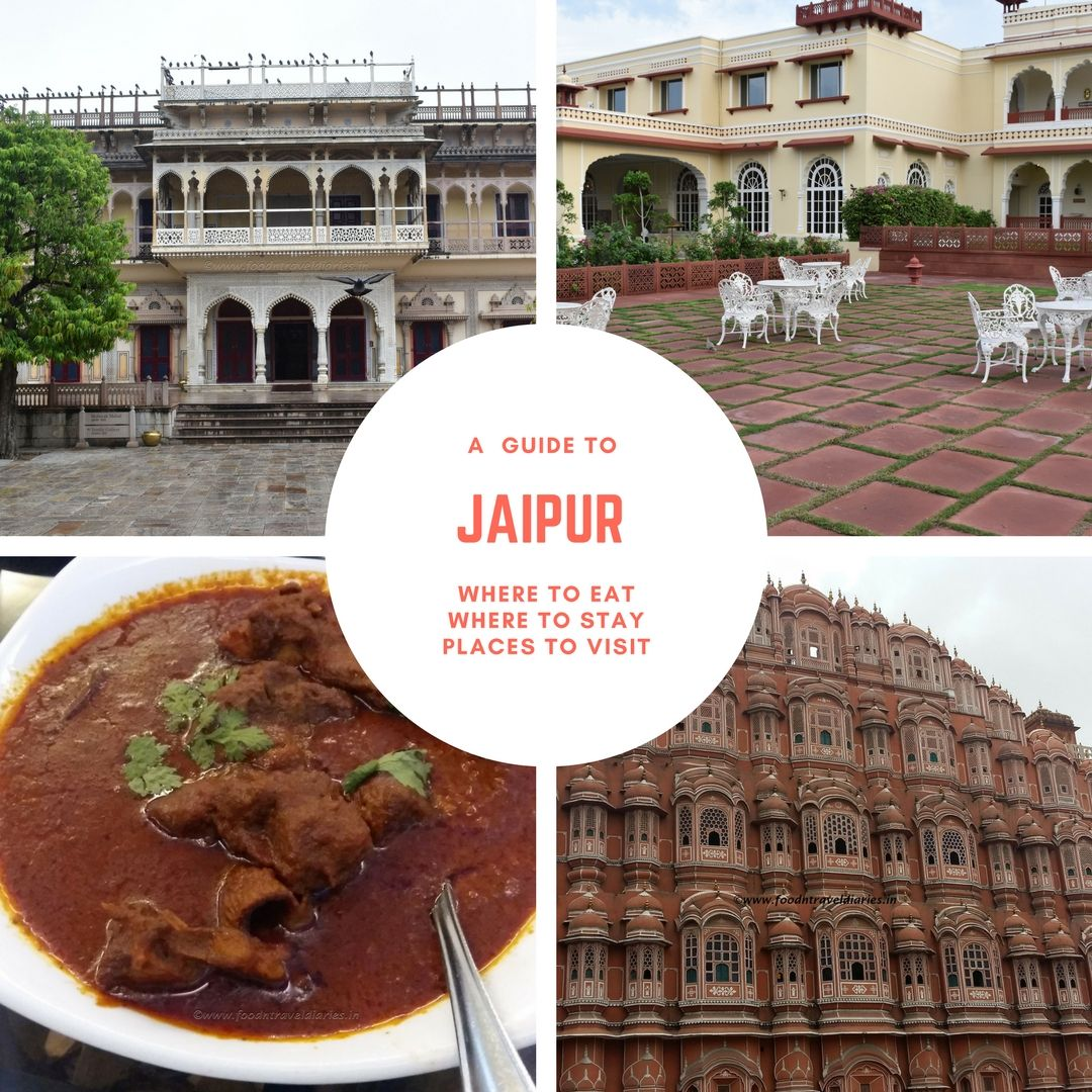 My Top Picks for Places to Visit, Where to Eat and Stay in the Pink City of Jaipur , Rajasthan #jaipur #rajasthan #india #hawamahal #amberfort #amerfort