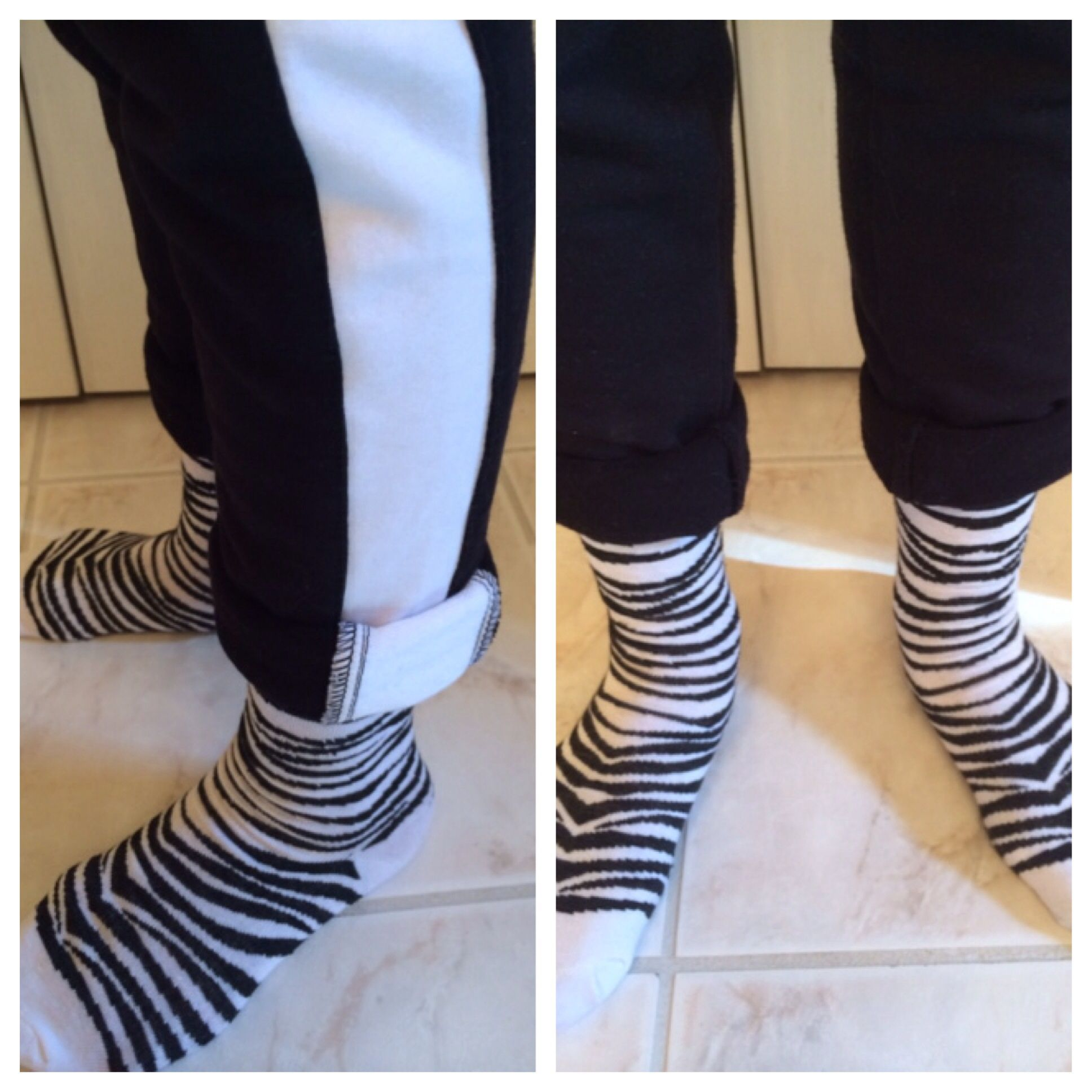 #KidStyle #KidAccessories.....The socks came from The Dollar Tree..........#BargainShopper