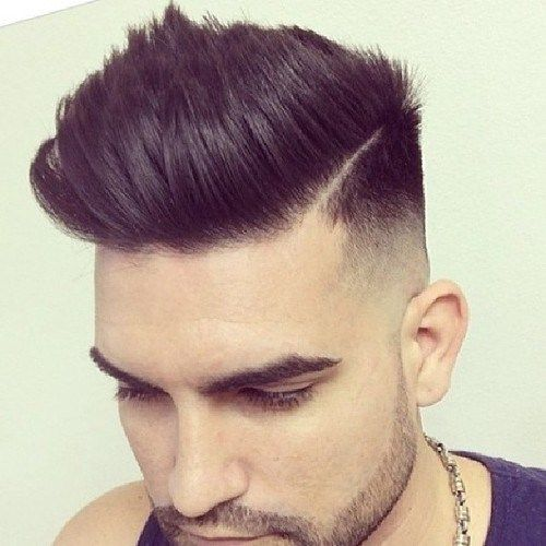 hipster fade haircut - photo #7