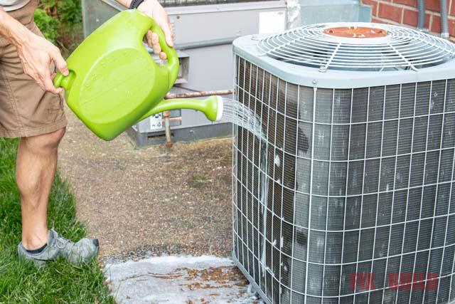 HVAC Basics Air Conditioner Maintenance Clean air