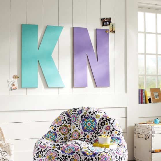 Taylor Painted Letters   PBteen