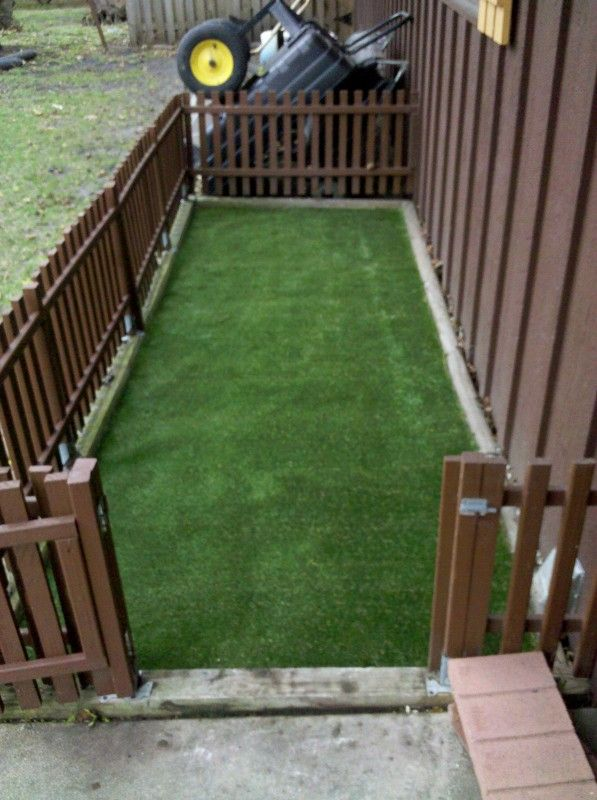 Residential Gallery   Perfect Turf   Outdoor dog area, Dog ...