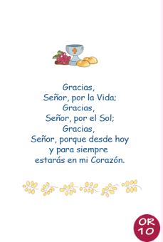 Pin De Fabiola Cabrera Sanchez En Bautizo Oraciones