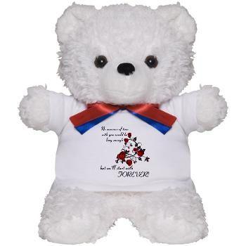 Twilight Start with Forever Teddy Bear... $14.99 #Twilight Saga #Gift merchandise