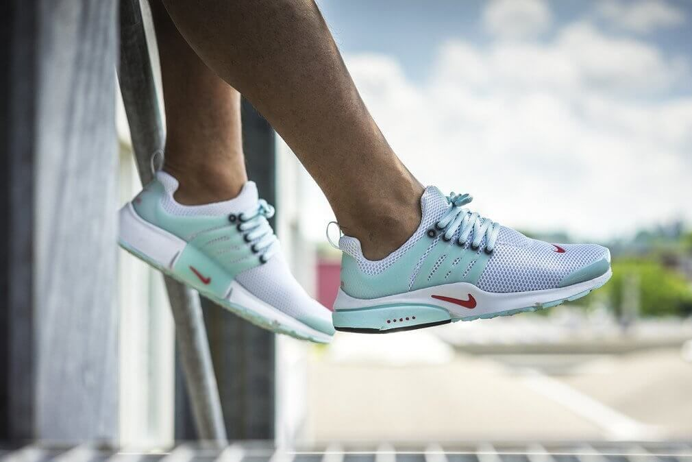 Nike Air Presto QS Unholy Cumulus is starting to pop up at local nike  sports wear shops. The Presto retro is officially back for