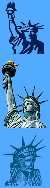 Statue of Liberty History in France and the United States