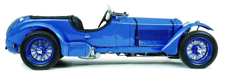 1931 Alfa Romeo 8C 2300 Le Mans Touring