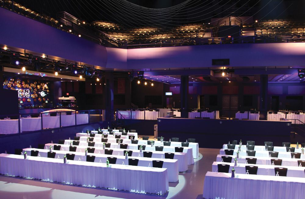 Motor City Casino Soundboard Seating