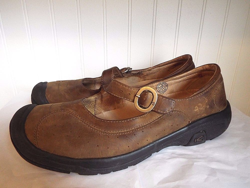 6dfd390b5b6d1 KEEN Mary Jane Shoes leather womens size 10, Nice | Clothes | Mary ...
