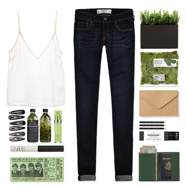 """// Someone To Lean On // TAGLIST //"" by forever21lover19 ❤ liked on Polyvore featuring Abercrombie & Fitch, Amen., Muji, Royce Leather, Mark's Tokyo Edge, Clips, NARS Cosmetics, Rodial, polyvoreeditorial and samlikes"