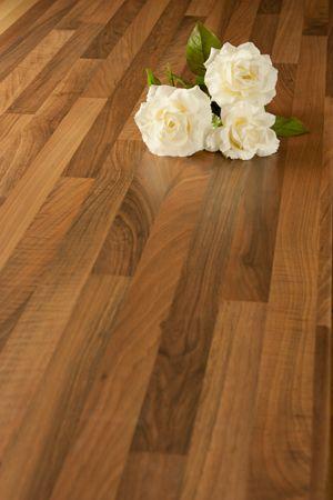 Lovely Walnut Block Laminate Worktop 3000 X 600 X 38mm, Walnut Effect Work Surface  U0026 Walnut