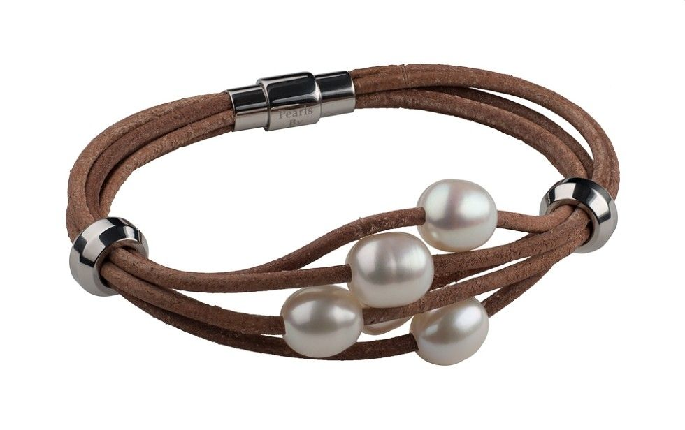 Teton Mountaineering Bracelet Scattered Multi Cord Design in Tan (Choose Size Below)