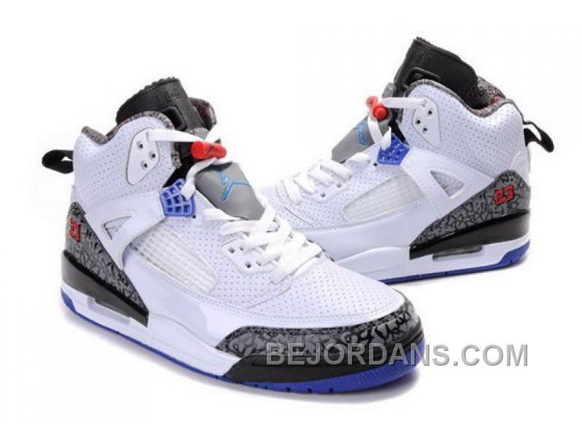 http://www.bejordans.com/where-to-buy-air-jordan-spizike-35-retro-mens-shoes -white-black-jordan-big-discount-jemtk.html WHERE TO BUY AIR JORDAN SPI…