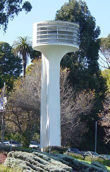 Judge's Tower, Aquatic Park, San Francisco