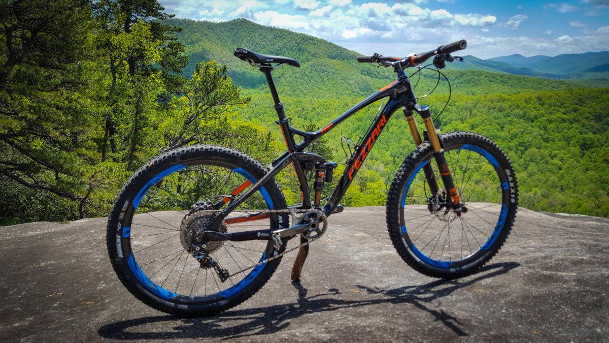 Fezzari Timp Peak Trail Bike Review Bike Reviews Bike Trails
